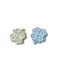 10 mm 4-kløver charms