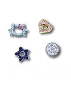 Bling Bling 10 mm charms